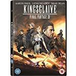 Kingsglaive - Final Fantasy XV Filmer Kingsglaive: Final Fantasy XV [DVD] [2016]